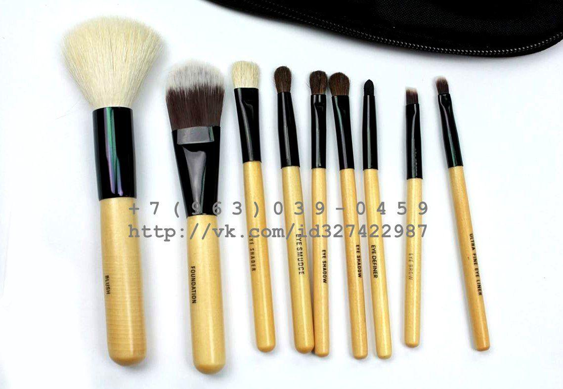 Профессиональные кисти для макияжа MAC МАК купить